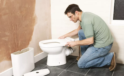 Flytte et toalett