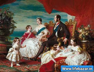 महारानी विक्टोरिया का इतिहास। Queen Victoria history, Biography  in Hindi