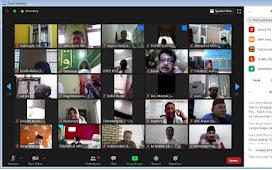 Dialog Virtual MPA: Covid 19 Bukan Konspirasi