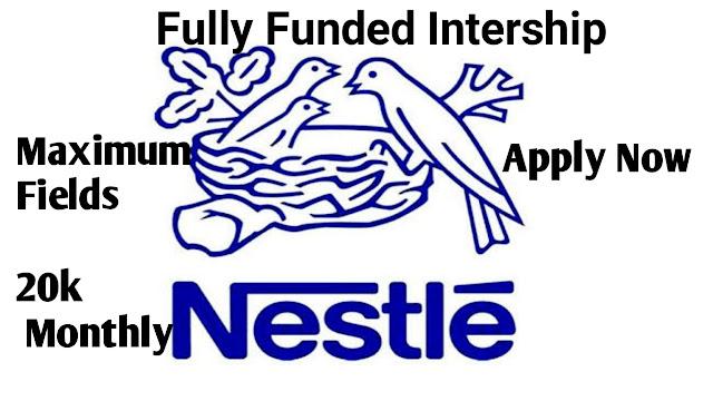 Nestlé Internship Program