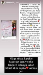 Bushra Ansari and Tiktoker Janat Mirza Verbal Fight - Everything You need to know