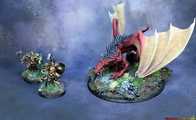 [Patreon] Dragon drakerys, tombola mensuelle.