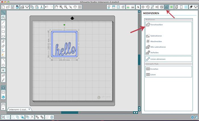 tutorial schneidevorlage für die silhouette selbst