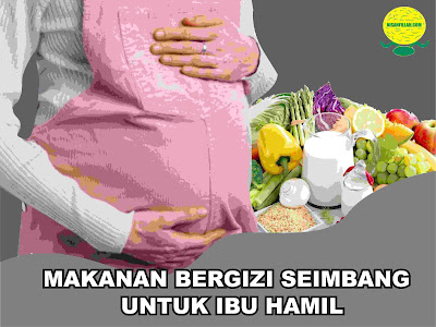 5 makanan bergizi seimbang untuk ibu hamil