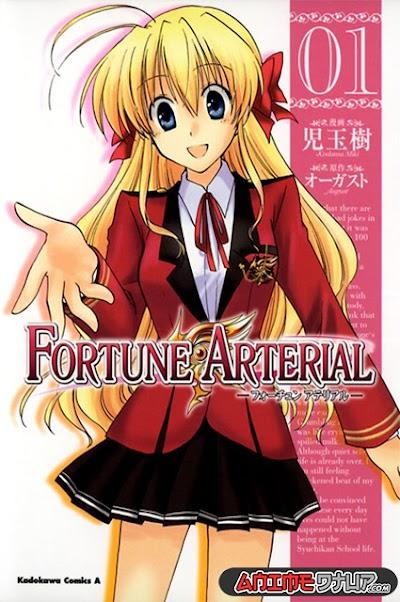 Fortune Arterial (07/07) [Manga] [Español]