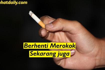 Berhentilah Merokok Demi Masa Depan Yang Lebih Cerah