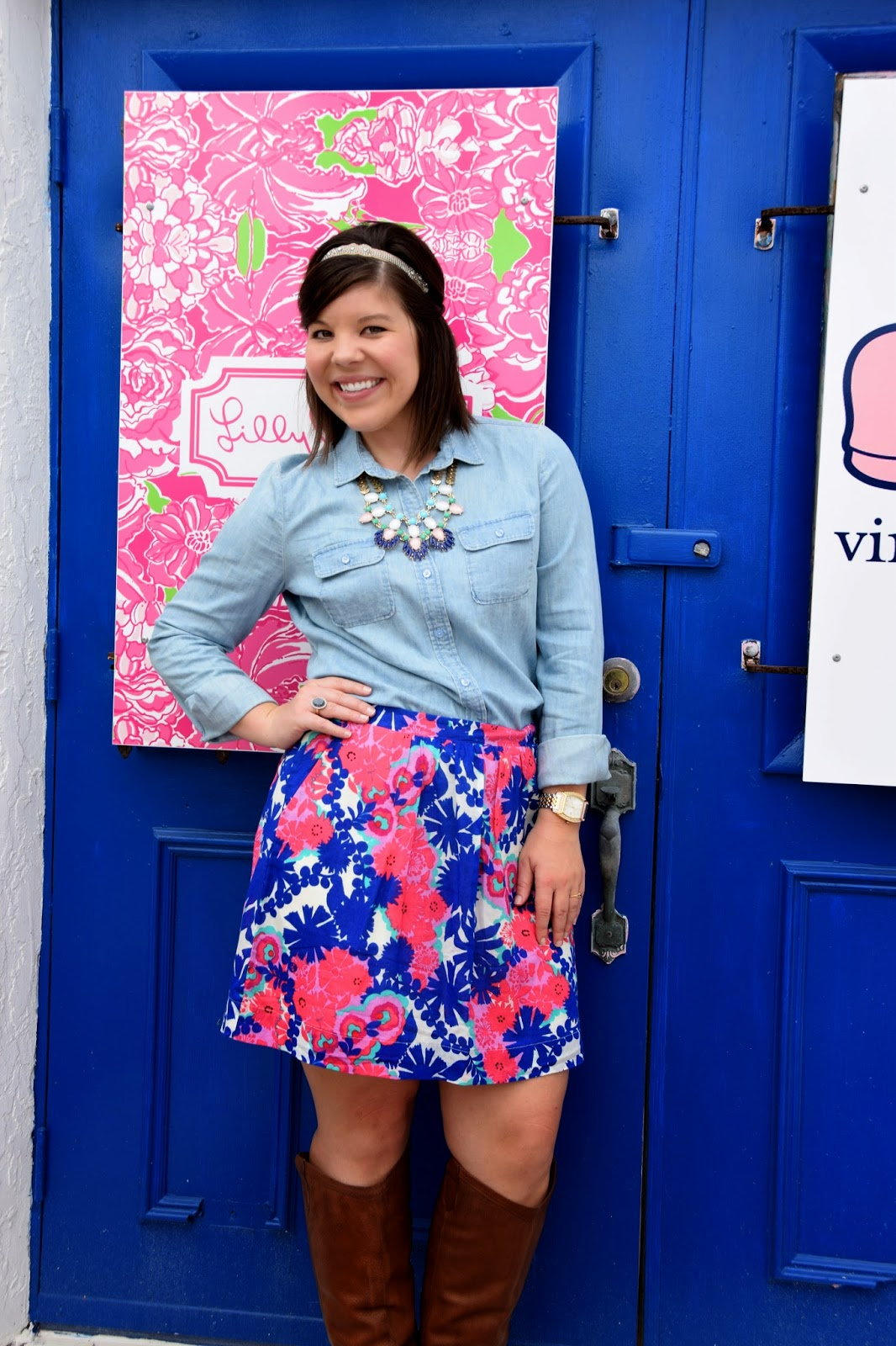 Lilly Pulitzer After-Party Sale + A Lilly Look
