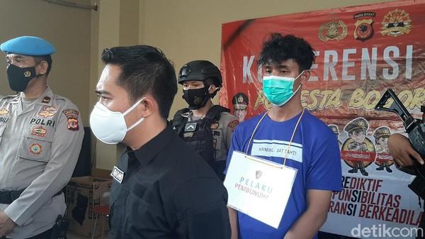 Rian Pembunuh Berantai di Bogor Terancam Hukuman Mati