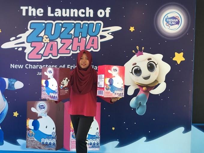 Belajar Lebih Seru dengan Tokoh Animasi Edukatif Zuzhu dan Zazha