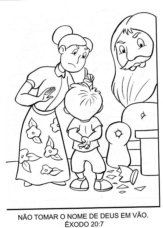 Bau De Recursos Para O Ministerio Infantil Os Mandamentos Atividades Biblicas Para Criancas Atividades Biblicas Infantil 10 Mandamentos Para As Criancas