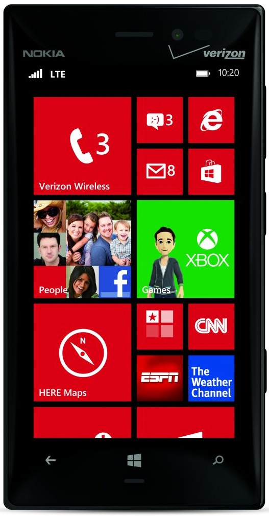 Nokia Lumia 928 for Verizon receives GDR2 and Amber software updates