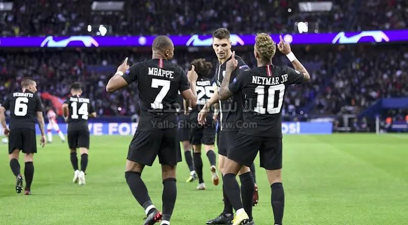 فوز جديد لفريق باريس سان جيرمان علي فريق نانت يعزز بهصدارته  للدوري الفرنسي