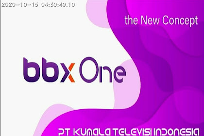 Frekuensi BBX One di Telkom 4