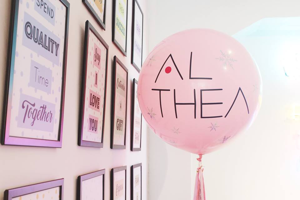 [Event] Althea Christmas Pink Party @ ChubbeeCloud Uptown, PJ