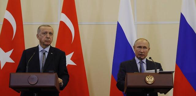 Τουρκία: Οι εχθροί, τα υποχείρια, οι λυκοφιλίες και το ρίσκο του Ερντογάν