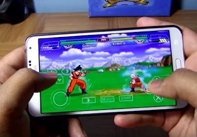 Cara Memainkan Game PSP di Android Dengan Emulator PPSSPP