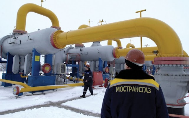 Novak: Gas market is breaking price records
