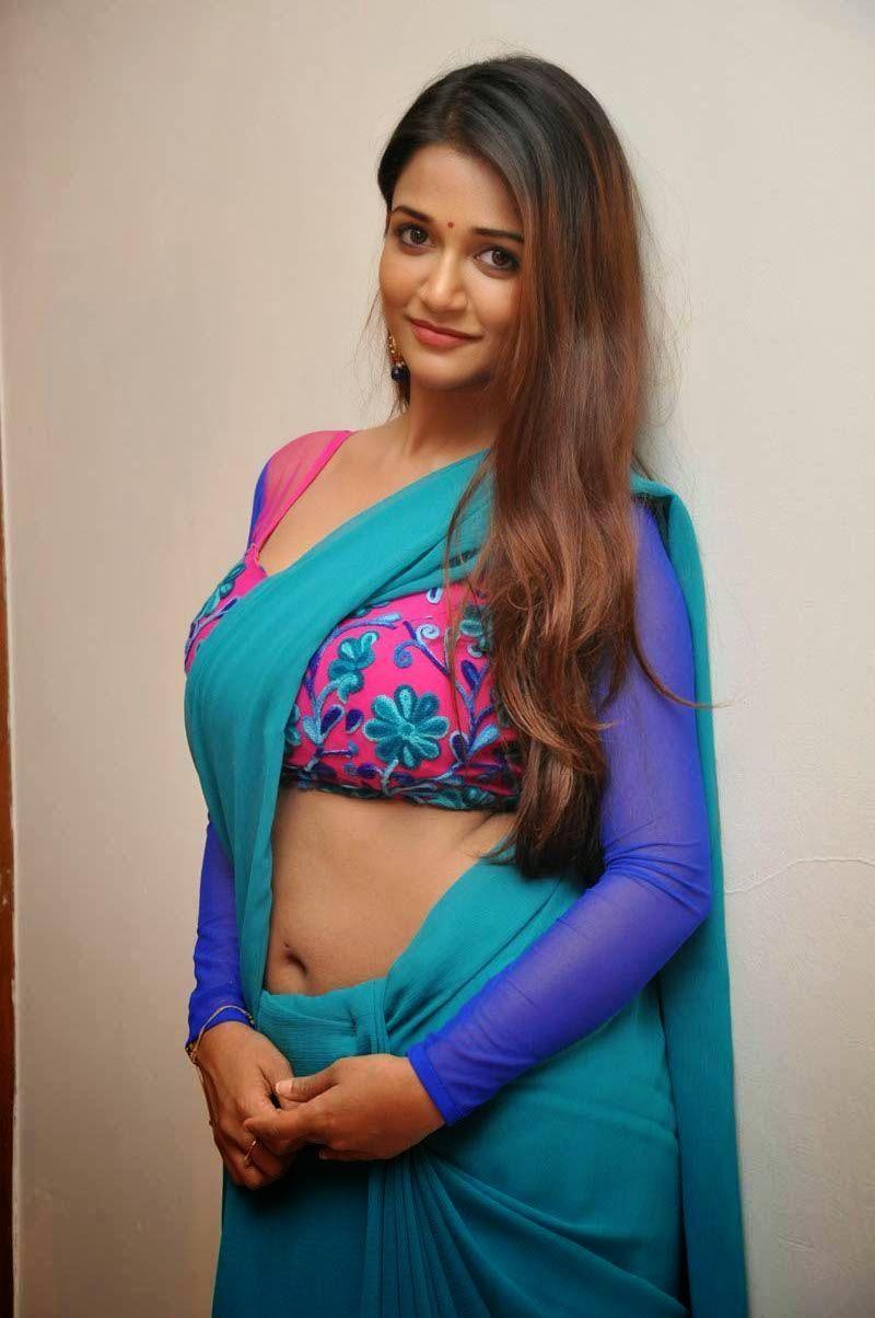 Anaika Soti In Saree Latest Photos