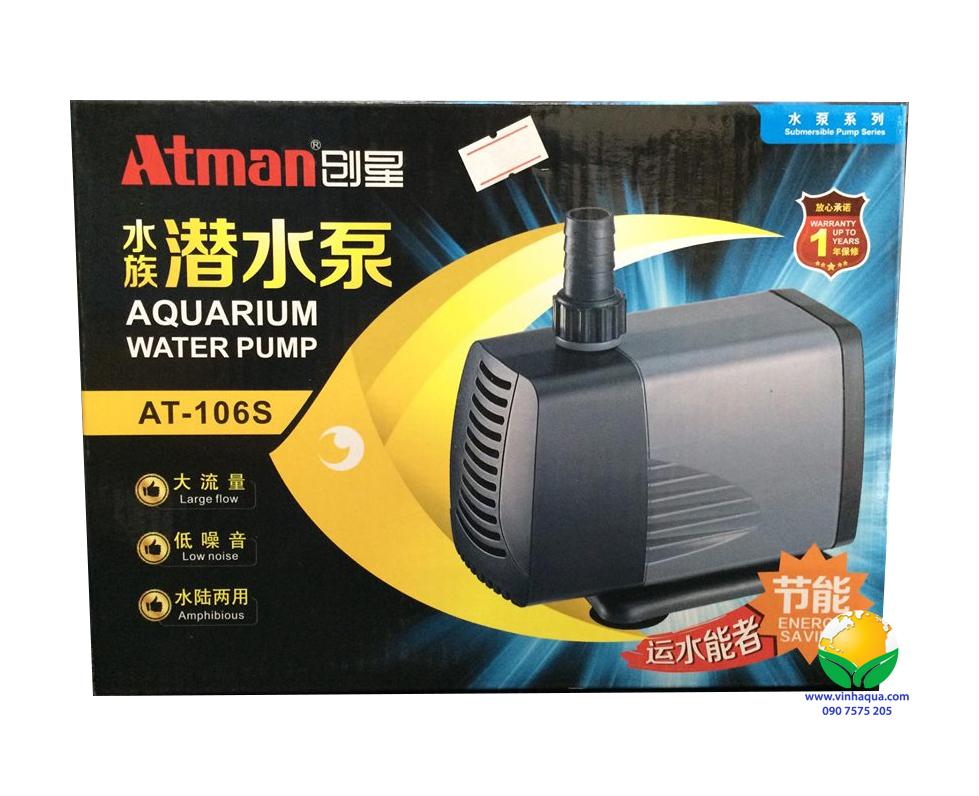 Máy bơm Atman 106S 72W