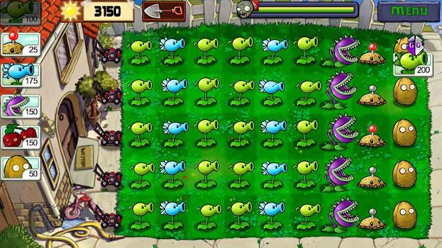 plant vs zombie mod apk