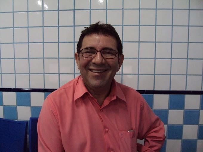 Radialista e apresentador Arimateia Junior completa 57 anos nesta sexta-feira
