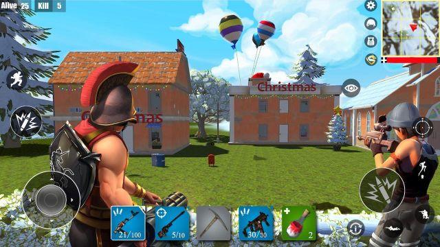لعبة باتل ديستركشن Battle Destruction