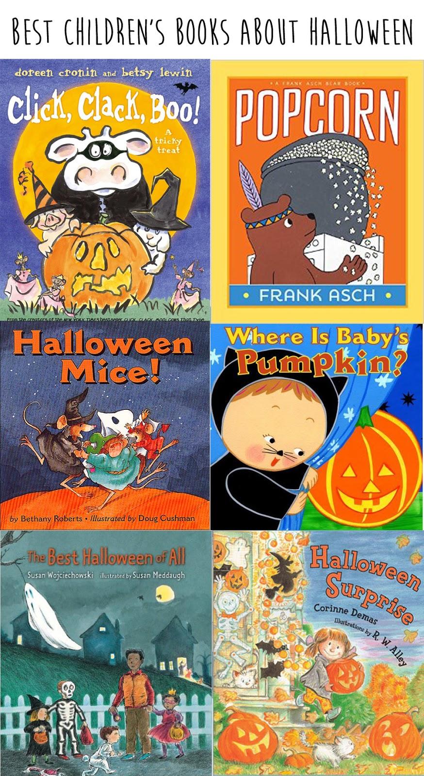 best childrens books about halloween