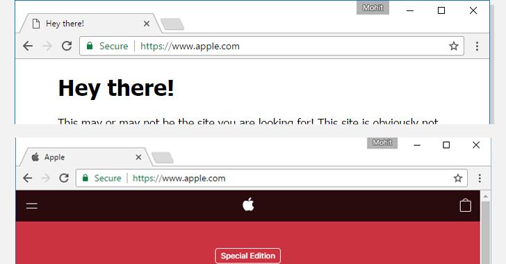 Punycode Phishing Attacks