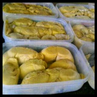 Daging Buah Durian Segar dari Distributor Maidaniipancakedurian.com