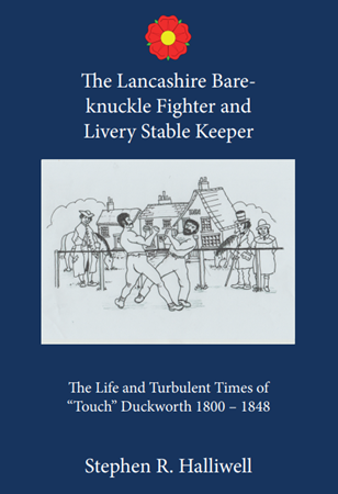 """NEW BOOK !!!   """"The Lancashire Bare-knuckle Fighter and Livery Stable Keeper"""""""