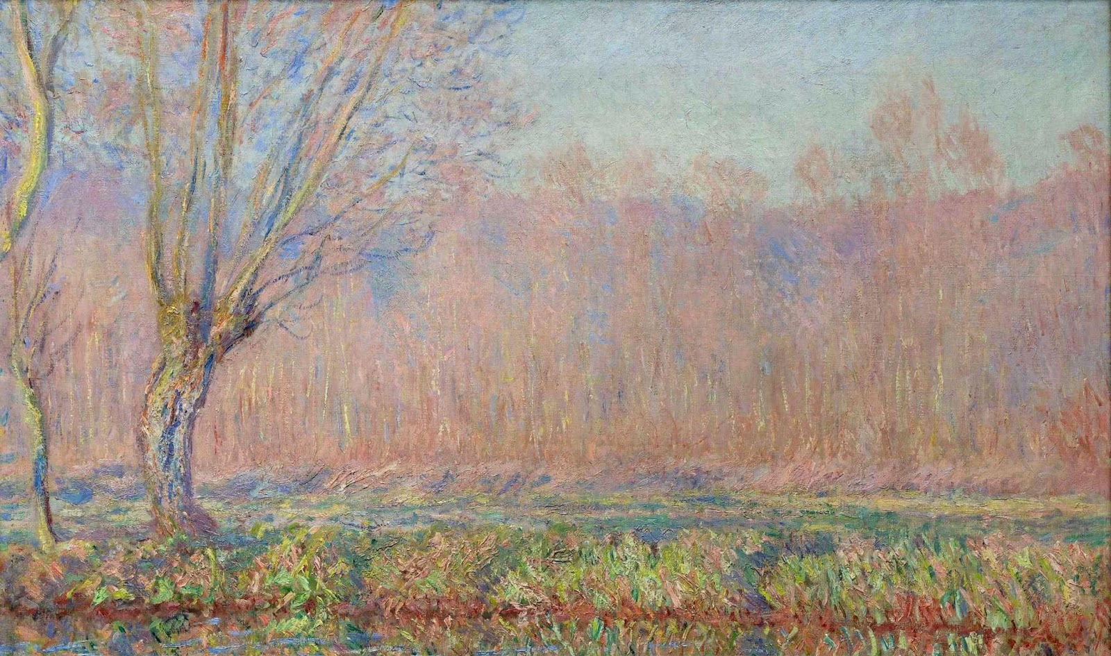 Claude monet impressionist plein air painter part 5 for Claude monet impressionist paintings