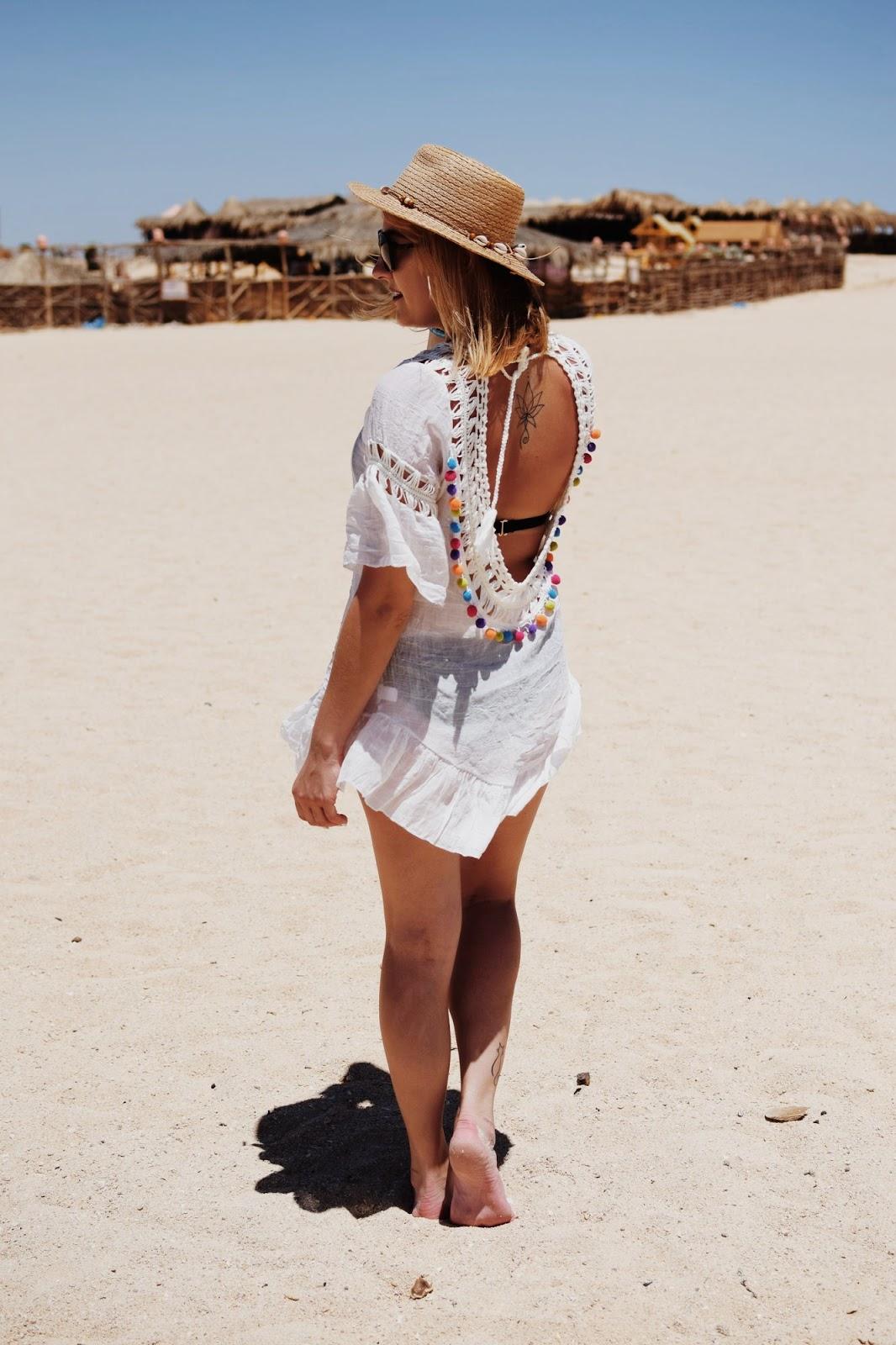 Tunika plażowa