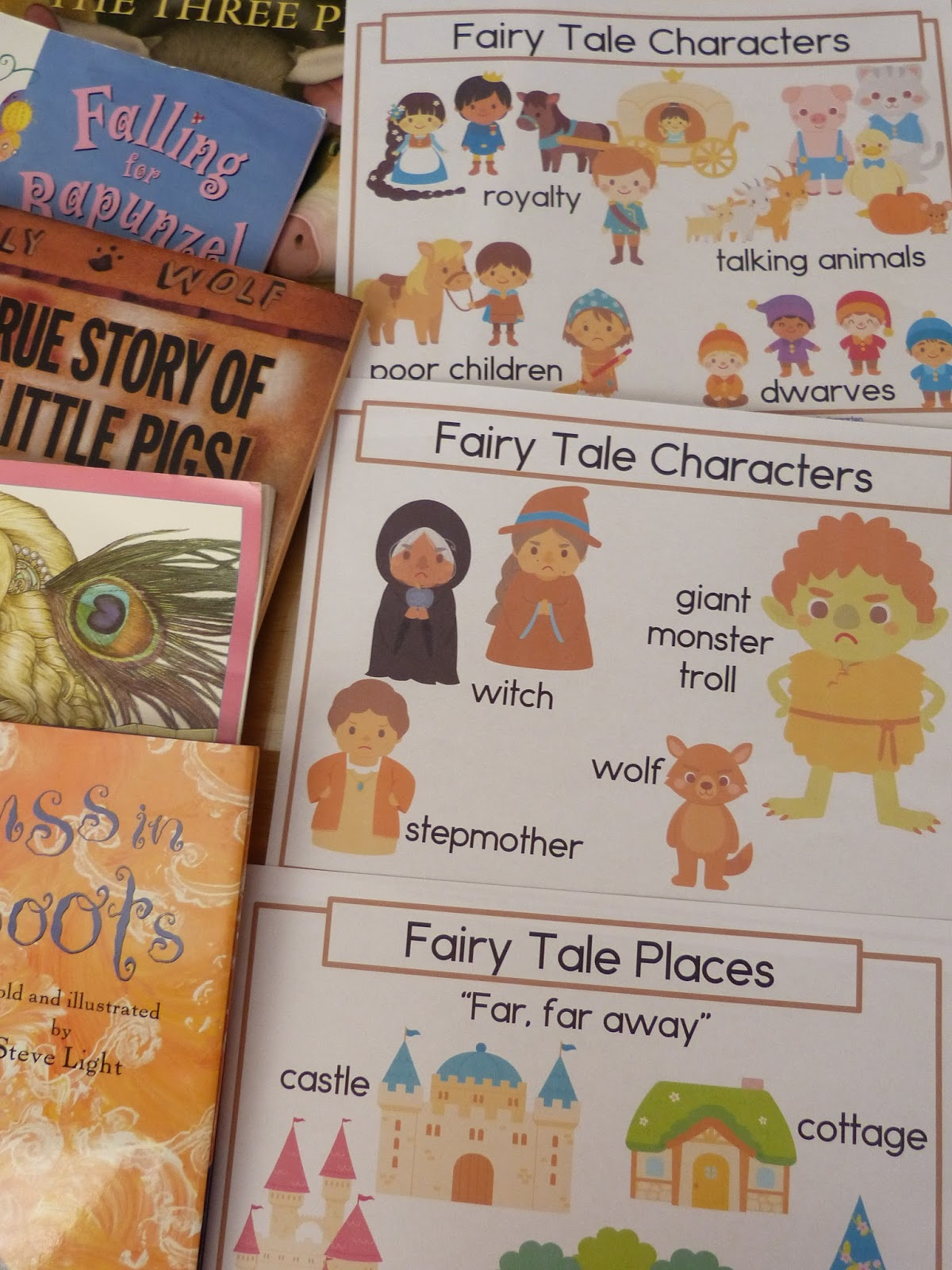 Paula S Preschool And Kindergarten Fairy Tales