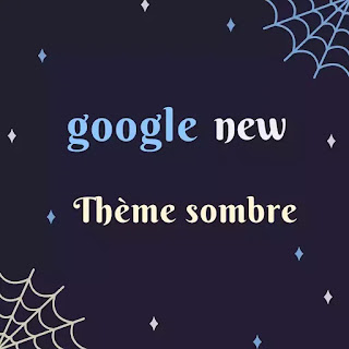 Thème sombre maintenant disponible sur Google News Web