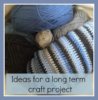 Ideas for a year long craft project