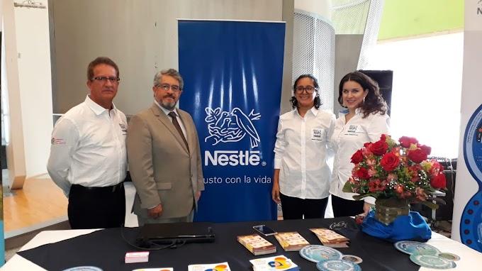 """Nestlé participó en la """"I Jornada de Salud en el Trabajo 2019"""""""