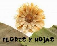 http://manualidadesreciclajes.blogspot.com.es/2013/11/manualidades-con-hojas-y-flores.html