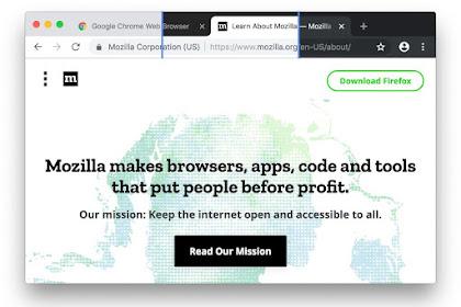MaterialFox, Tema Firefox Material Design dengan userChrome.css