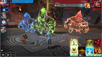 AION Legions of War Mod Apk (Mega Hack)