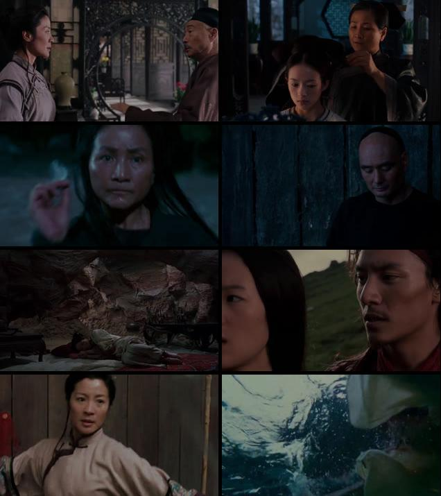 Crouching Tiger Hidden Dragon 2000 Dual Audio Hindi 480p BRRip