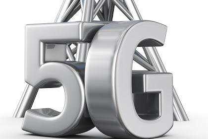 Jaringan 5G Akan digunakan di Tahun 2018