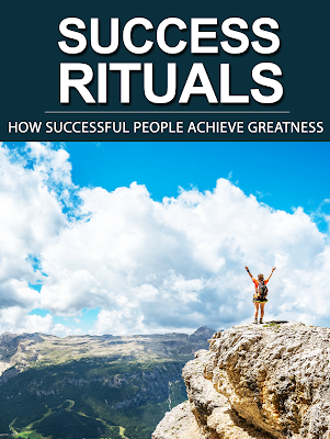 image result for success rituals