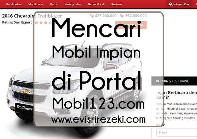 Mencari Mobil Impian di Portal Mobil123.com