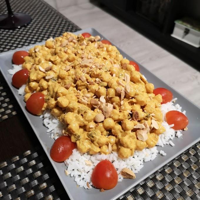 Coronation Chickpea - Coronation vegano