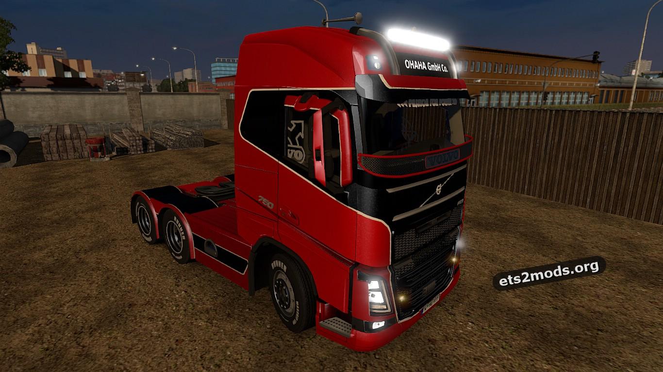 Ohaha Volvo 2013 18.6 truck