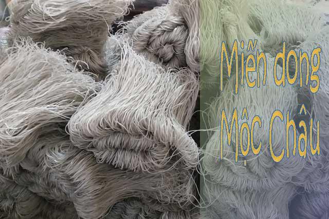 Miến dong Mộc Châu bán tại 98 Quang Trung, Đà Nẵng