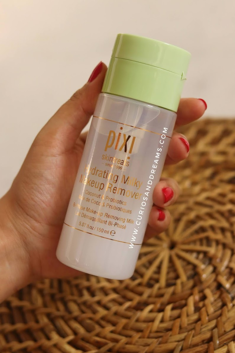 Pixi Hydrating Milky Makeup Remover, Pixi, Pixi India