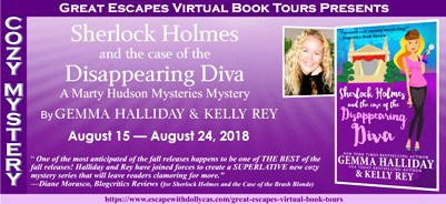 Upcoming Blog Tour 8/19/18