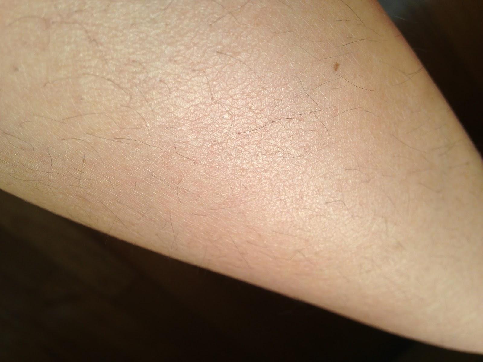 my personal stashbook: STASH #70 : Leg Care Part I - Veet