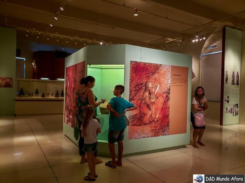 Destaque do Museu Nossa Senhora Aparecida - Santuário Nacional de Aparecida